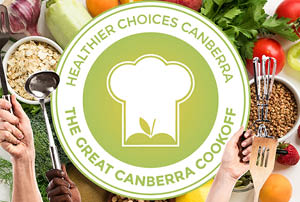 If you love entertaining, cooking and fun, get ready to battle it out in The Great Canberra Cook Off.