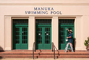 The Manuka Pool is now in its 89th year.