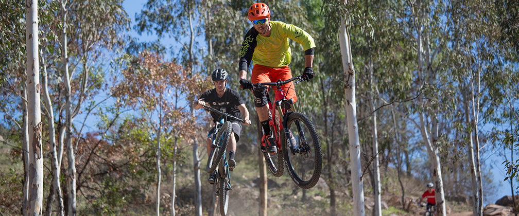 Riders at Mt Stromlo