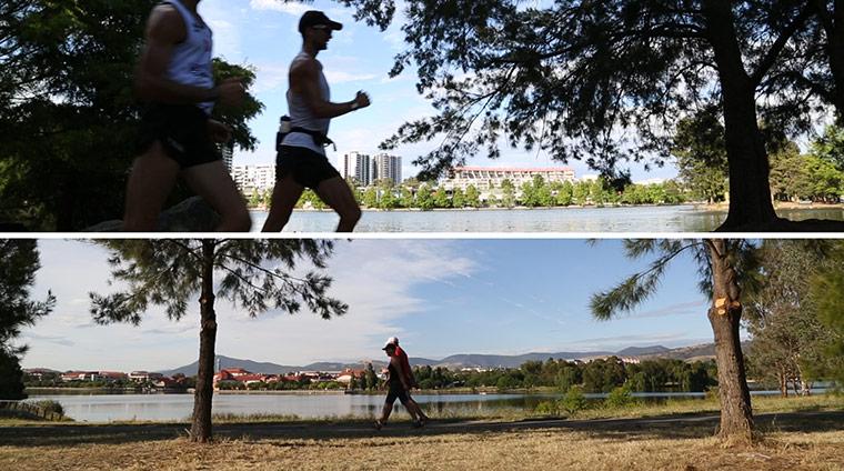Canberra-Parks