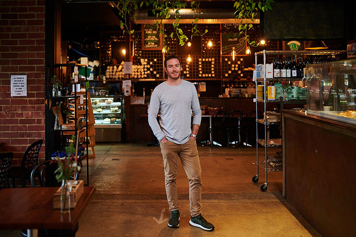 The Knox business owner
