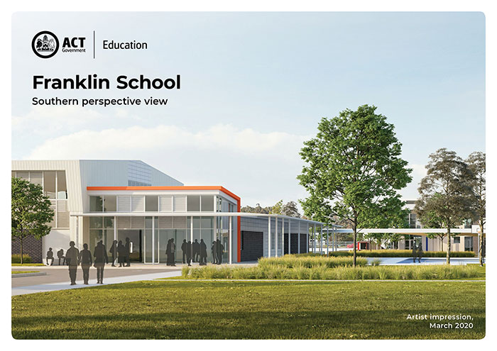 Franklin-School - Southern-view