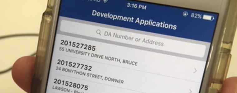 DA-App-Finder