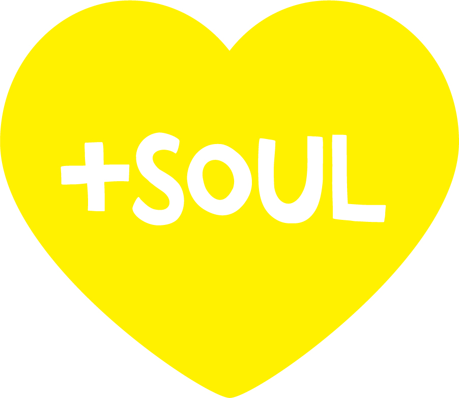 heart and soul icon yellow