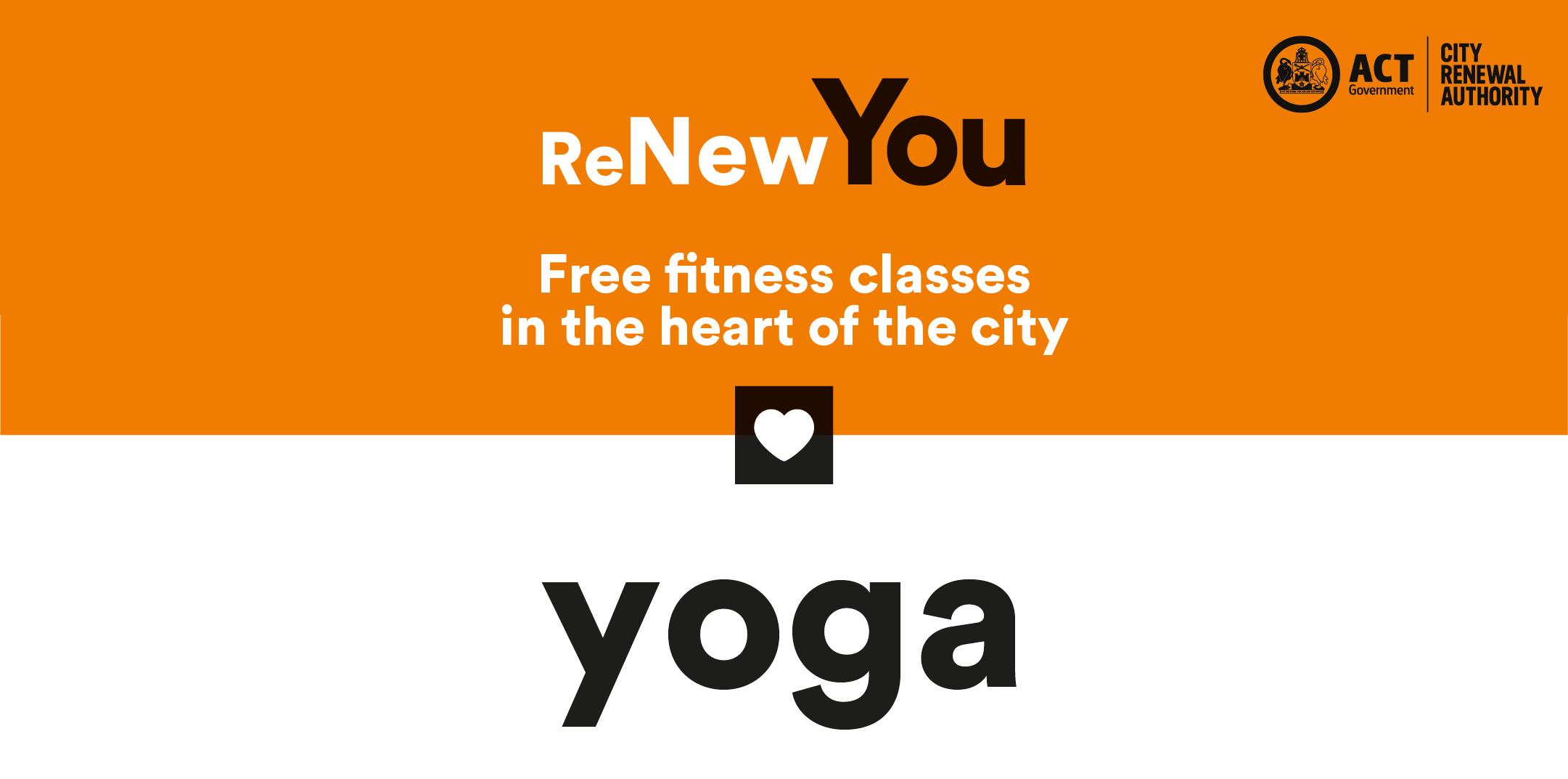 yoga renewyou