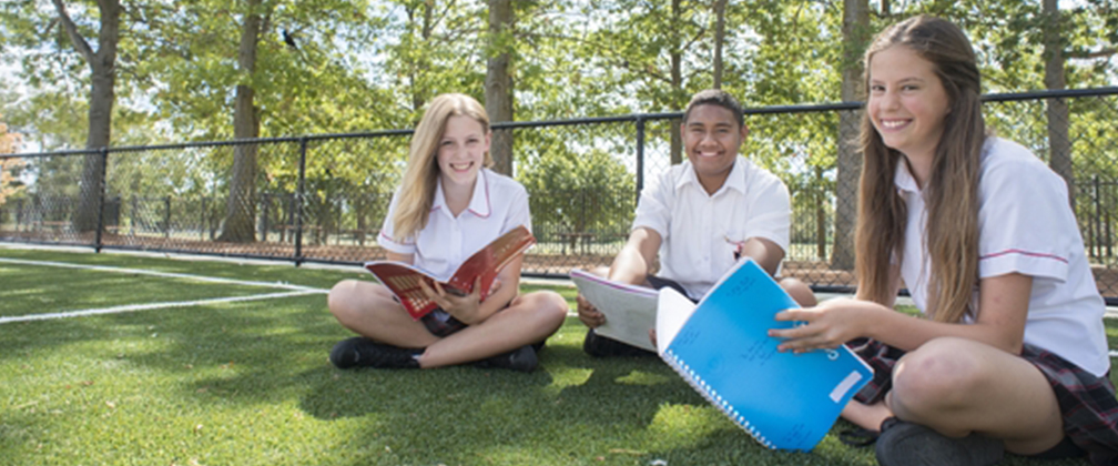Students at Belconnen High