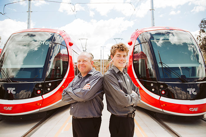 Light Rail duo