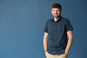 New teacher Sam Hancox