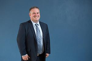 New teacher Peter Usher