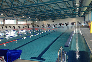 Gungahlin Leisure Centre 50-metre pool closed for maintenance.