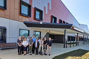 University of Canberra Hospital staff.