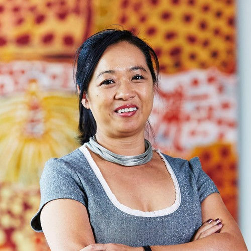 Image of Hua Luu, director design and place strategy