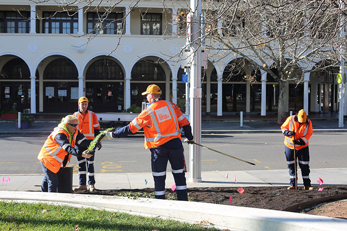 Jobs for Canberrans workers
