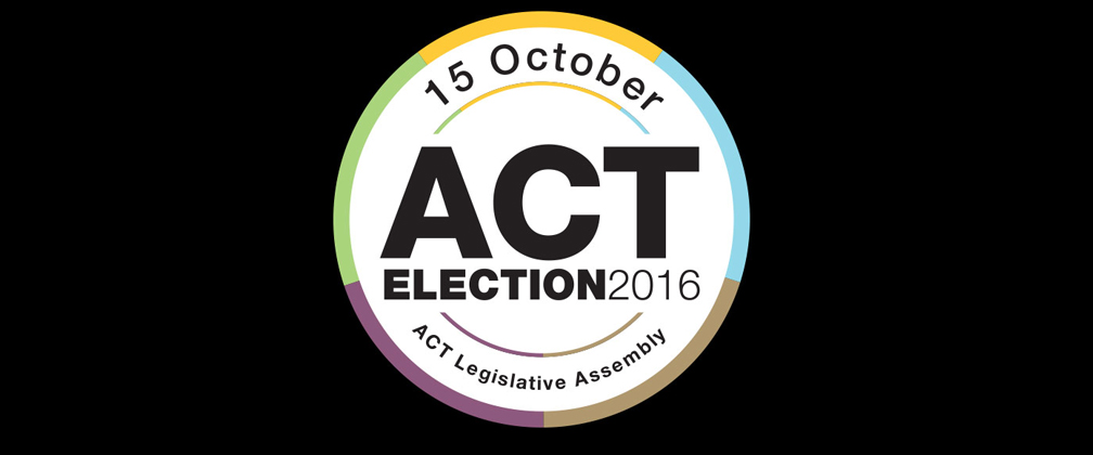 Elections ACT logo