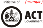 Initiative of ACT Government