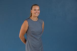 New teacher Madeleine Claydon