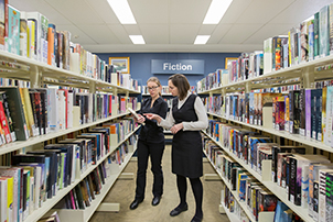 Woden library