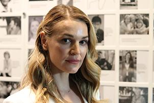 Pictured: Laura Gordon, Actor.