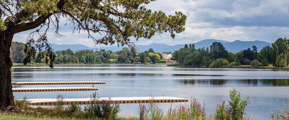 Lake Burley Griffin, Canberra